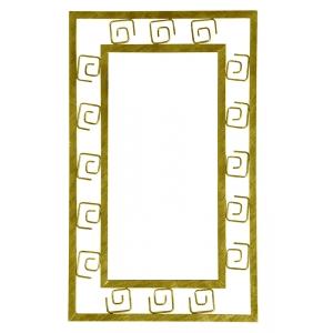 КР4, Зеркало в кованной раме