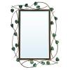 КР3, Зеркало в кованной раме