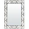 КР6, Зеркало в кованной раме