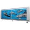 ЭДВ-1700 V11, экран для ванной цветной