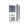 БЕГАР 65, комплект мебели из 3-х предметов